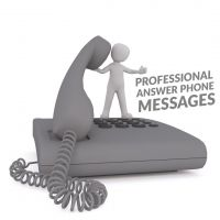 Professional Answer Phone Messages