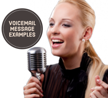 Professional Voicemail Message Examples You Can Use