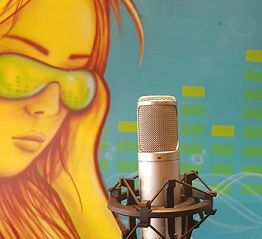 Becoming a Voiceover Artist