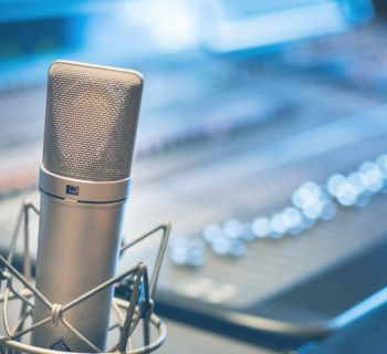Professional Voice Over Artist | Business Audio Solutions