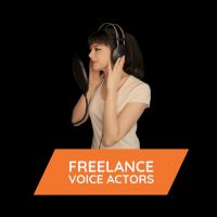 Freelance Voice Actors