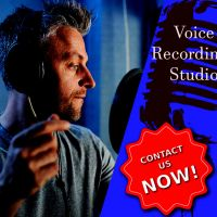 Telephone Voice Talent & Voiceover Recordings