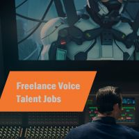 Freelance Voice Talent Jobs