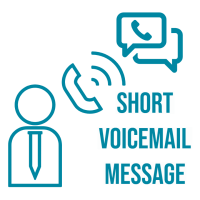 Short Voicemail Message