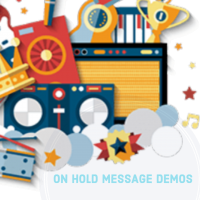 On Hold Message Demos