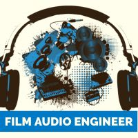 What is audio in TV production?
